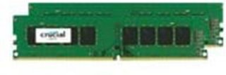 Crucial DDR4 2400MHZ CL17 DIMM 8GB (2x4GB)