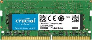 Crucial DDR4 2400MHZ CL17 SODIMM 8GB (1x8GB)