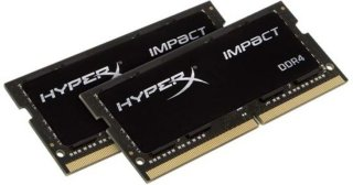 Kingston HyperX Impact DDR4 2666MHZ CL15 32GB (2x16GB)
