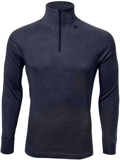 Pierre Robert Sport Wool Long Sleeve Polo (Herre)