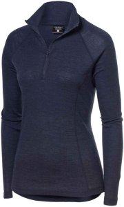 Pierre Robert Sport Wool Long Sleeve Polo (Dame)