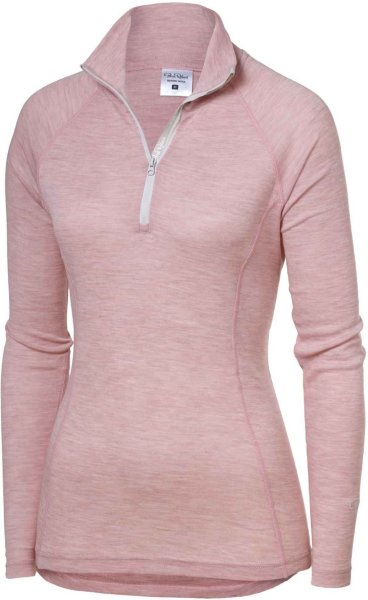 Pierre Robert Sport Wool Long Sleeve Polo (Dame)