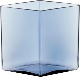 Iittala Ruutu vase 20,5x18cm