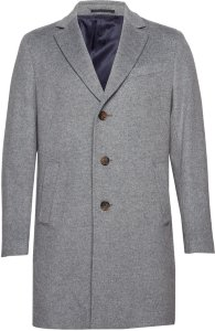 Sand Sultan Cashmere Coat