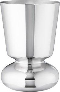 Alfredo vase 22cm rustfritt stål