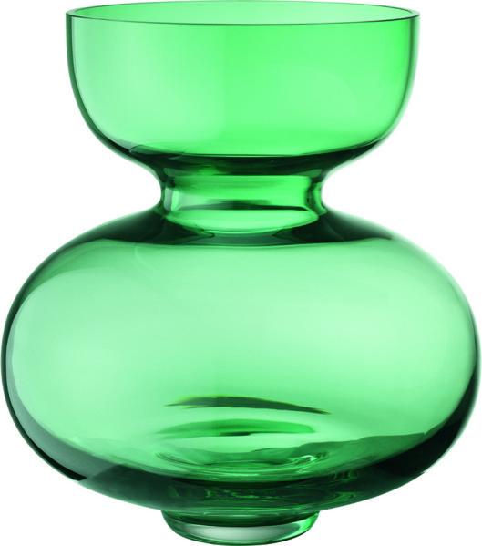 Georg Jensen Alfredo vase 25cm glass
