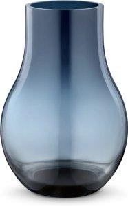 Georg Jensen Cafu vase 21,6cm glass