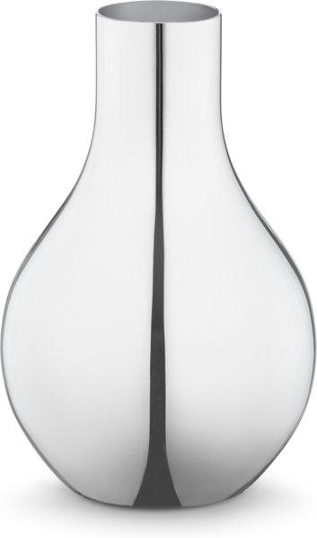 Georg Jensen Cafu vase 14,8cm rustfritt stål