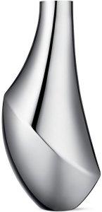 Georg Jensen Flora vase 50cm rustfritt stål