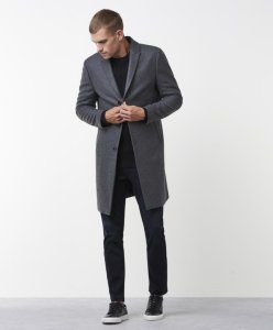 William Baxter Dean Wool Coat