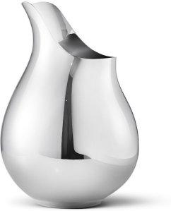 Georg Jensen Ilse vase 23,7cm rustfritt stål