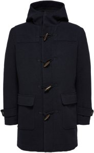 Selected Homme Wool Coat Men