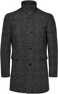 Selected Homme Mosto Wool Coat