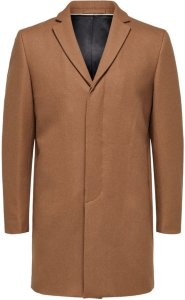 Selected Homme Brove Cashmere Coat