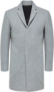 Selected Homme Brove Wool Coat