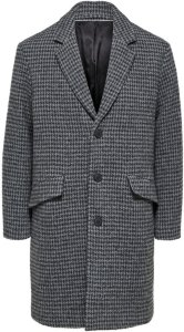 Selected Homme Long Wool Coat