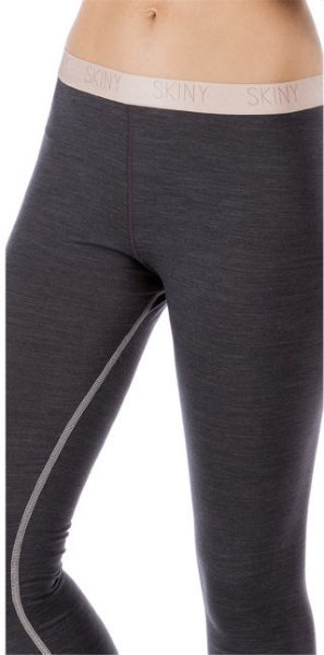 Skiny Active Wool Long Leggings (Dame)