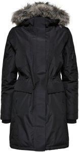 Selected Femme Long Parka Coat