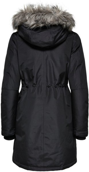 Selected Femme Long Parka Coat