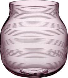 Kähler Omaggio vase 17cm glass