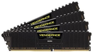 Corsair Vengeance LPX DDR4 3000MHz CL15 64GB (4x16GB)