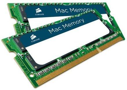 Corsair Mac Memory DDR3 1333MHz CL9 4GB (2x2GB)