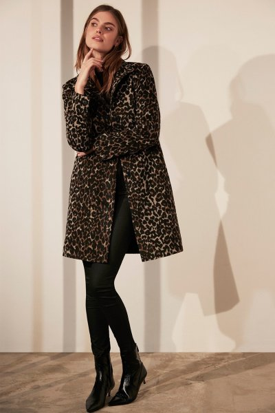 Soaked in Luxury Francis Coat