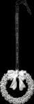 Rosendahl Karen Blixen julekrans 12cm