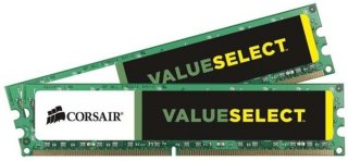 Corsair ValueSelect DDR2 667MHz 2GB CL5 (2x1GB)