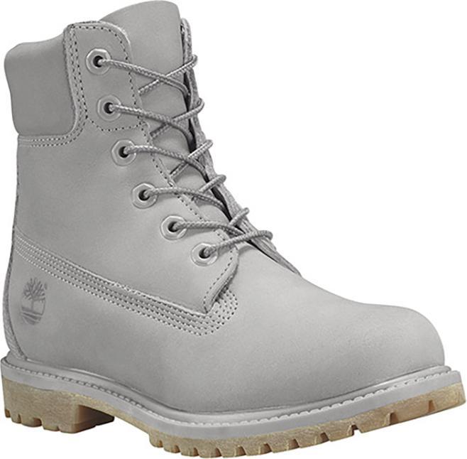 Timberland 6in Premium Boot - W Black Waterbuck w/Jet Black, Sko, Boots & Støvler, Kraftige støvler, Sort, Dame, 37