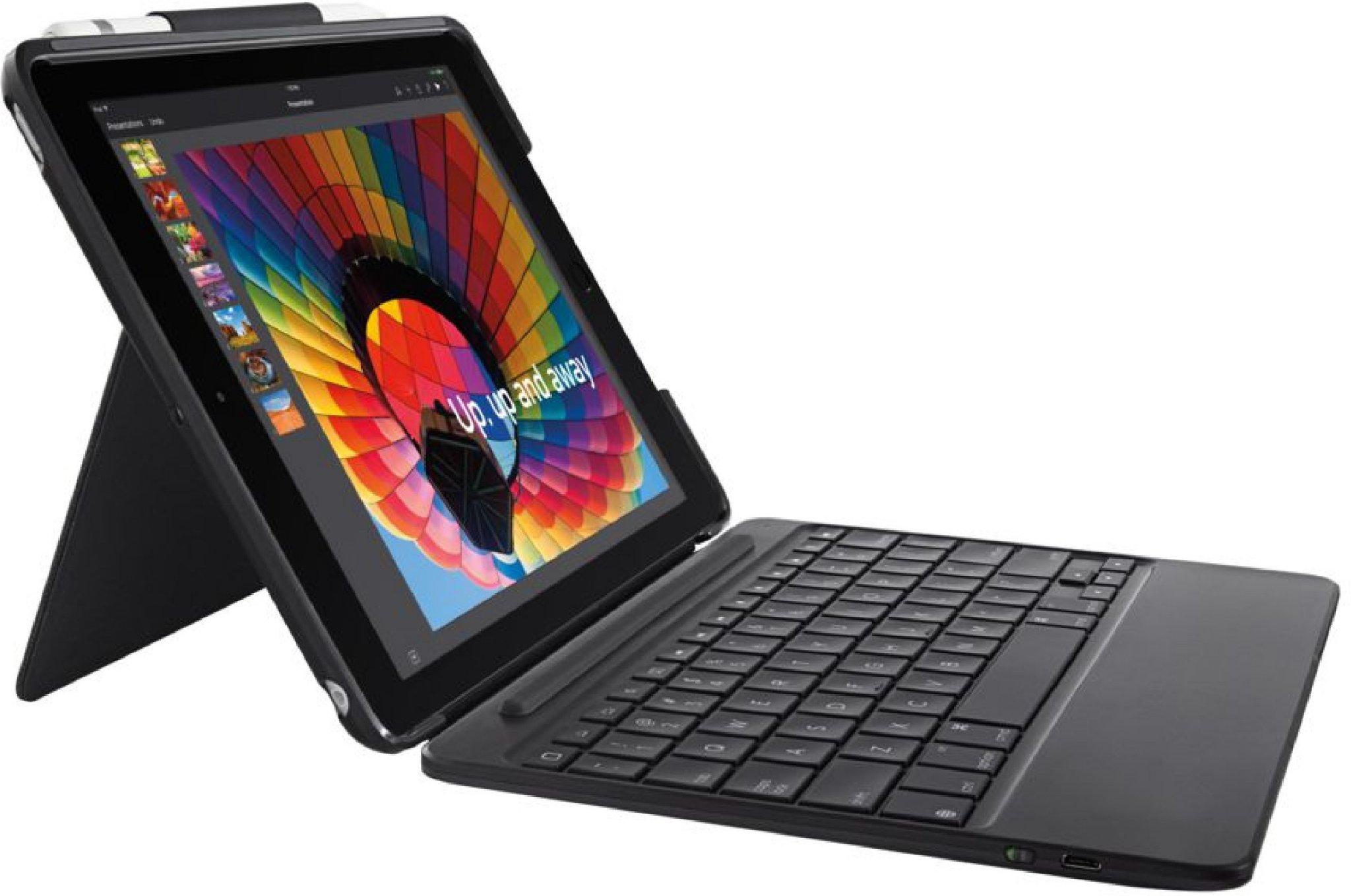 Best pris på Logitech Slim Combo For iPad Pro 12.9 (EN