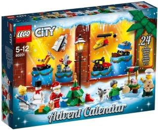 City 60201 adventskalender