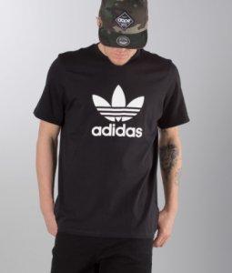 Best pris på Adidas Originals Trefoil T shirt (Unisex) Se