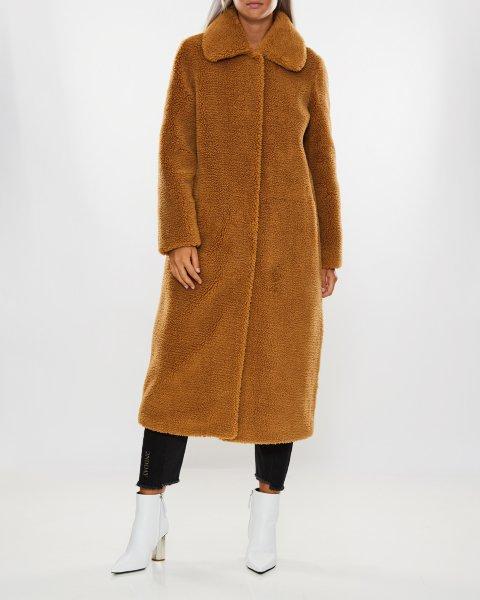 Stand Gilberte Teddy Coat
