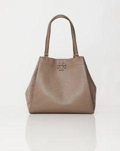 Tory Burch Mcgraw Mixed-Materials Bag