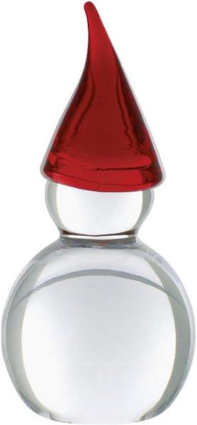 Hadeland Glassverk Nissebestefar 16cm