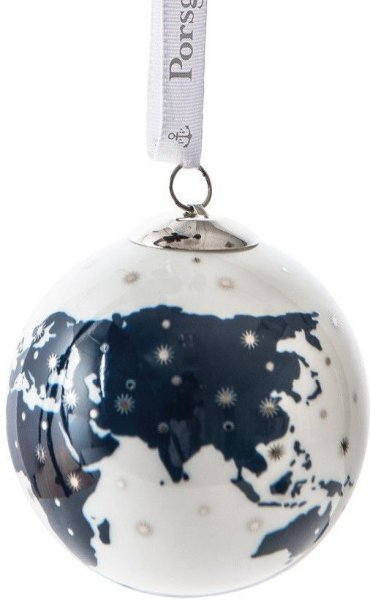 Porsgrunds Porselænsfabrik Christmas Ball 2016 Deilig er jorden