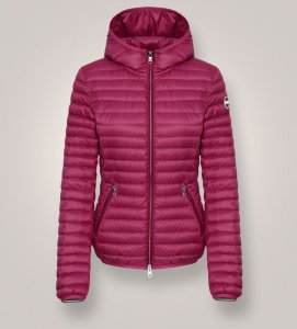Colmar Hood Light Down Jacket (Dame)