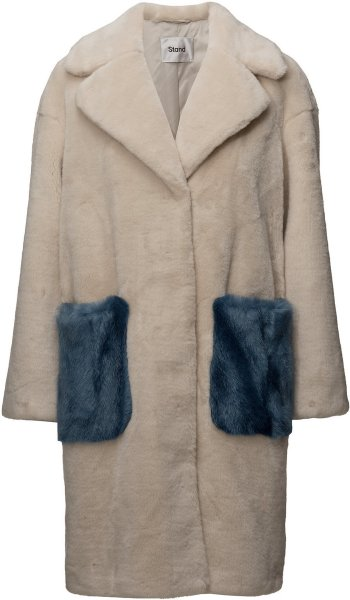 Stand Camille Teddy Lush Coat
