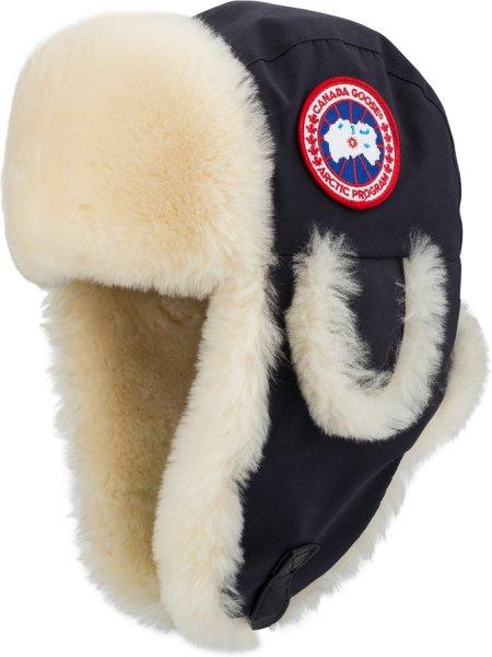 Canada Goose Shearling Pilot Hat