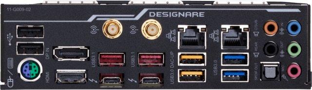 MSI Z390 Designare