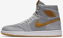 Nike Air Jordan 1 Retro High Flyknit (Herre)