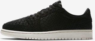 Nike Air Jordan 1 Retro Low No Swoosh NRG (Dame)