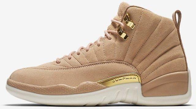 Nike Air Jordan 12 Retro (Dame)
