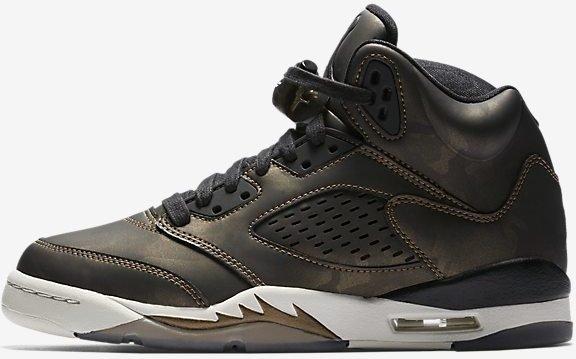 Nike Air Jordan 5 Retro Premium Heiress Collection (Barn)