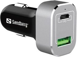 Sandberg Car Charger USB-C