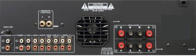 Teac A-R630 Mk2