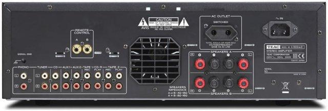 Teac A-R650 Mk2