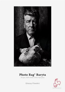 """Hahnemühle PhotoRag Baryta Rull 36"""" x 12m 315gr"""