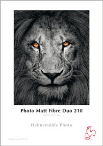 Photo Matt Fibre Duo 210 g/m² - A3 25 Stk.
